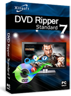 Xilisoft DVD to Video 7 Standard