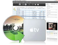 DVD to Apple TV converter