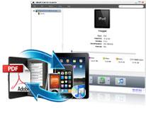 transferir pdf a ipad